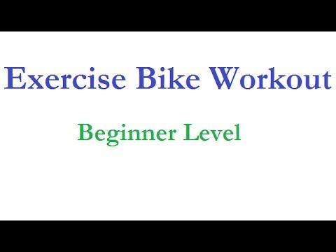 Exercise Bike Workout - beginner level