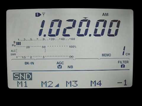 AM 1020 Radio Ñandutí, Asunción Paraguay