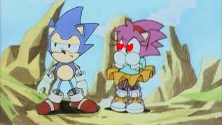 Sonic: amy flashback