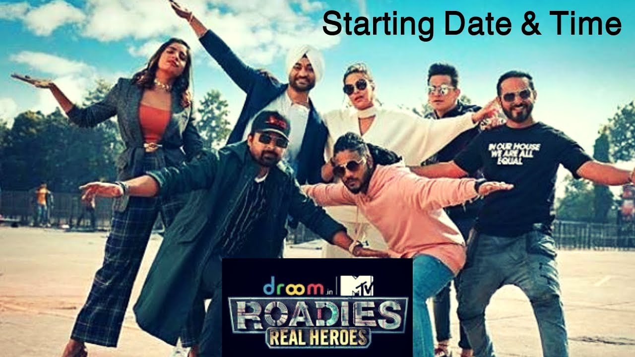 MTV Roadies Real Heroes STARTING DATE, TIME revealed