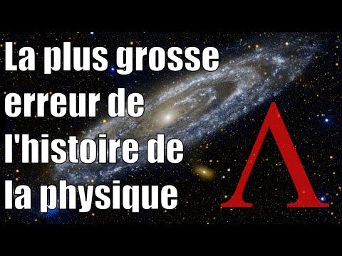 La plus grosse erreur de l'histoire de la physique — Science étonnante #11