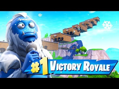 The ULTIMATE Ramp Rush in NEW Season 7 Fortnite... (unbeatable)