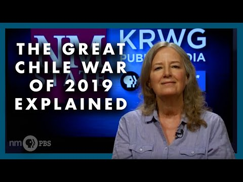 It's Not Easy Being Green: The Great Chile War of 2019 Explained