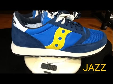Saucony Originals Jazz O Denim SKU:8703389 YouTube