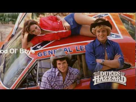 Dukes Of Hazzard Intro Theme (Waylon Jennings) - Good Ol' Boys - Subtitulado Español & Inglés