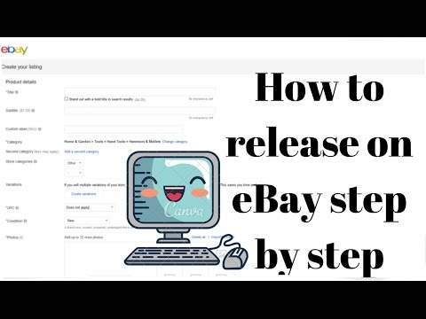 How to release on eBay step by step short pants and t-shirts #24