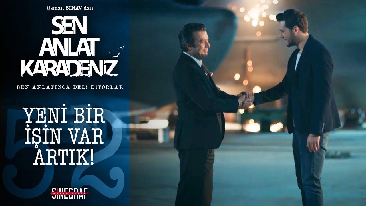 Murat Genco Nun Adami Olacak Mi Sen Anlat Karadeniz 52 Bolum Youtube Film Yapimi Youtube Drama