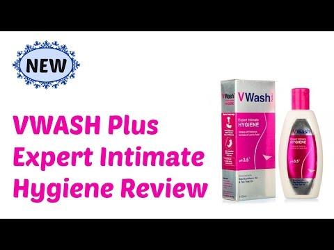 V WASH Plus Expert Intimate Hygiene