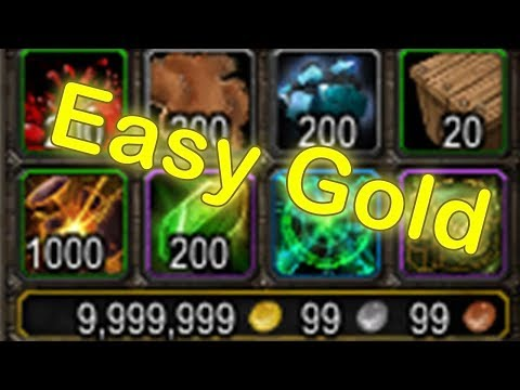 WoW Legion Garrison Gold Making Guide 7.3.2 | WoW Gold Farming 7.3.2 (World of Warcraft Gold Guide)