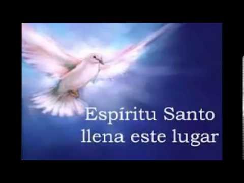 Espiritu Santo Te Necesito