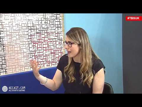 Interview with Emma-Jane Packe @ The Business Show 17th May 2018
