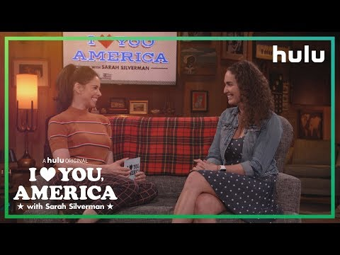 Sarah Sits Down With an Ex-Member of The Westboro Baptist Church | I Love You, America on Hulu