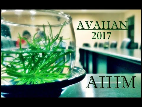 Avahan- 2017- 5th International Conference By Amrapali Institute Of Hotel Management.