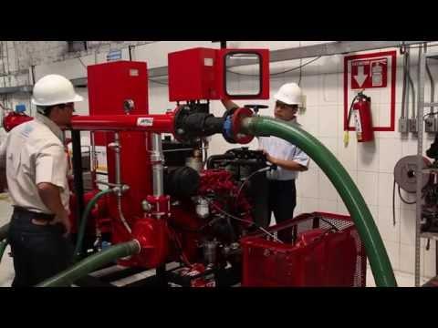 Tutorial de equipo contra incendio