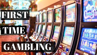 FIRST TIME GAMBLING IN LAS VEGAS