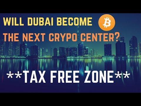 Dubai Tax Free Crypto Zone, Iran Increase Bitcoin Mining, South Korea 20% Crypto Income Tax