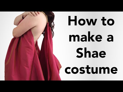 How To Make Shae (Handmaiden): A Simple Game Of Thrones (GoT) Costume/ Cosplay
