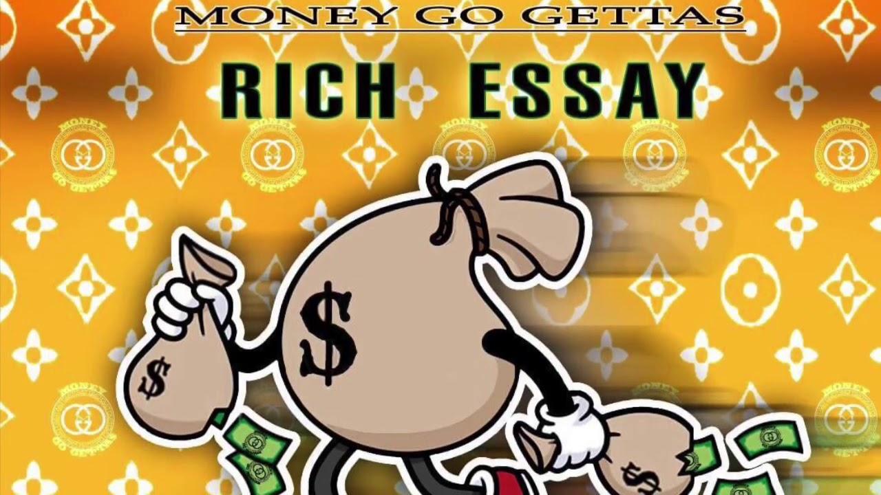 Rich Essay - Run Up Dem Raxxx