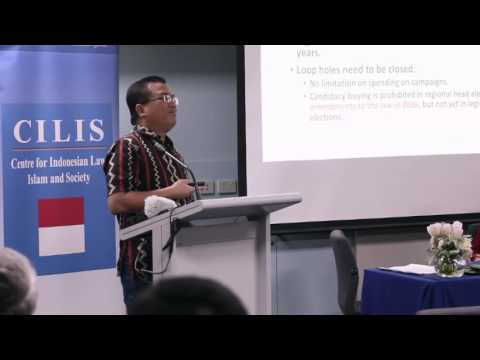 Political Corruption   Elections and Beyond Perspectives from Indonesia and Australia