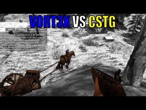 VORT3X VS CSTG LAND PVP - Atlas NA