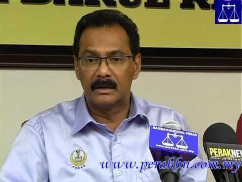 Persidangan Dewan Undangan Negeri Perak Bermula 31 Mac Ini:- DS SK Devamany