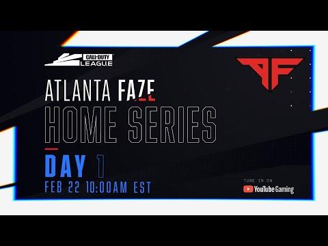 Call Of Duty League 2020 Season | Atlanta FaZe Home Series | Day 1