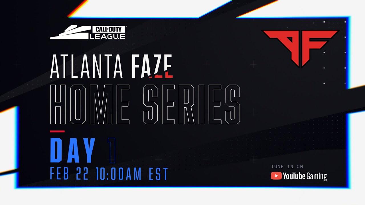 Call Of Duty League 2020 Season   Atlanta FaZe Home Series   Day 1 thumbnail