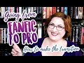 How To Go From Fanfic Writer to Pro Writer