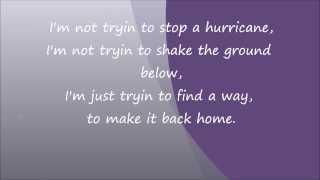Home by American Authors with Lyrics