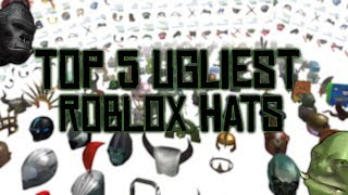 Top 5 Ugliest ROBLOX Hats