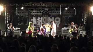 Eskimo Callboy - California Gurls (Katy Perry Cover) (Live/Pell-Mell Festival 2012) Full HD