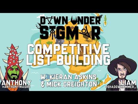 DUS – Competitive List Building