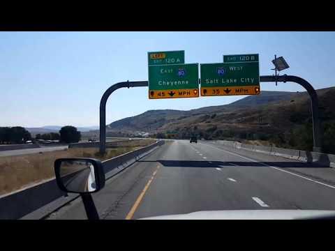 BigRigTravels LIVE! Henefer to Wahsatch, Utah Interstates 84 & 80 East-Sept. 4, 2017