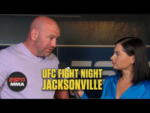 Dana White recaps Glover Teixeira's win vs. Anthony Smith | UFC Post Show | ESPN MMA