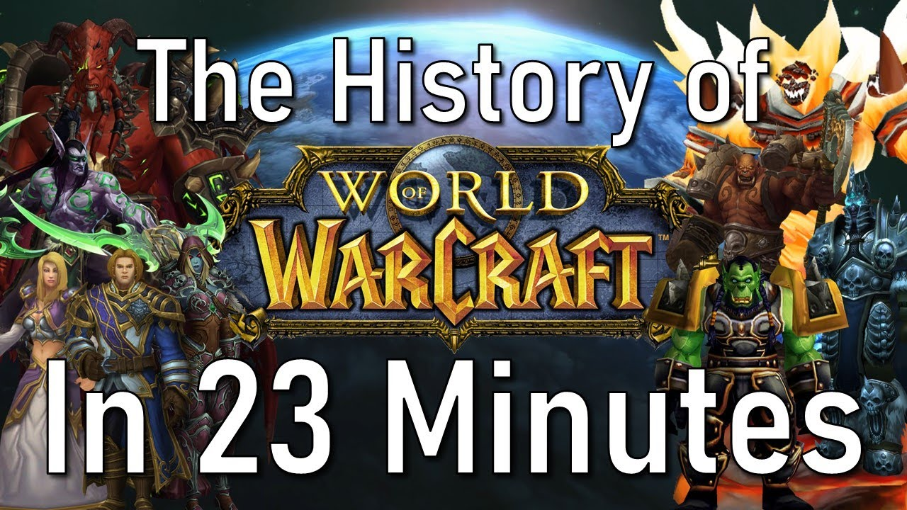 The (almost) Complete History of World of Warcraft thumbnail