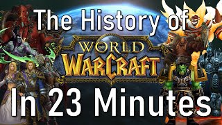 The (almost) Complete History of World of Warcraft