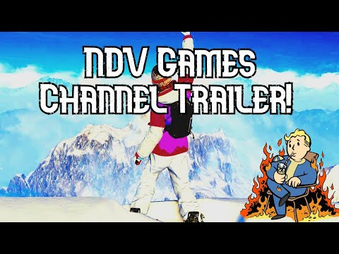 NDV Games   Channel Trailer   2020