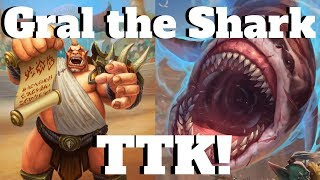 Gral the Shark Wins a Game! New Meta! [Hearthstone Game of the Day]