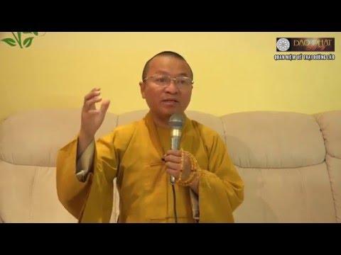 Vấn đáp: Nhân quả là có thật, Phật A Di Đà có thật hay không, nghề chăn nuôi đánh bắt, vong linh thai nhi, về quan niệm đạo nào cũng tốt, quan niệm về trại dưỡng lão, sự cân bằng trong tái sinh