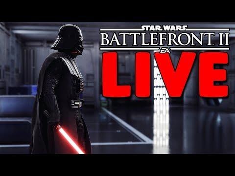 STAR WARS BATTLEFRONT II LIVE OBS