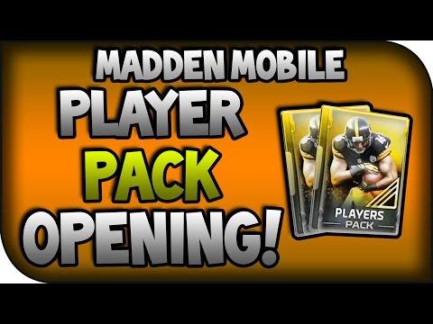 Madden Mobile $230k Legendary Pack Opening! Elite Pull! - Doovi