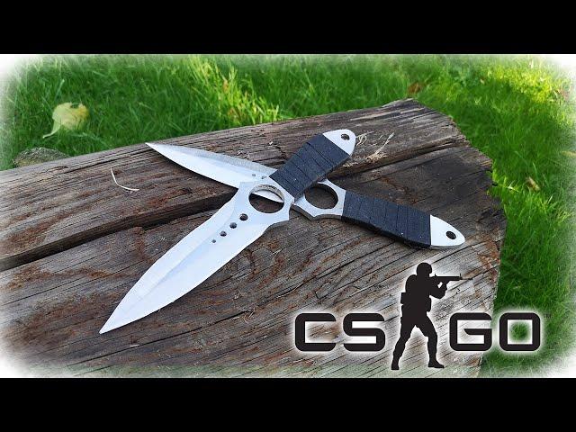 Casting Skeleton Knifes (CS:GO)