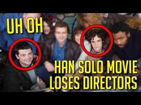 Han Solo Movie Loses Directors - STAR WARS NEWS
