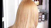 Модное пастельное окрашивание волос - YouTube