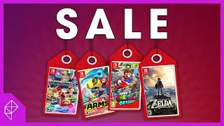 Why Nintendo Games Almost Never Go on Sale