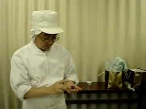 How to make wakashi