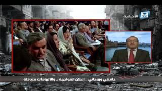الأحوازي: روحاني فشل في بعض المشاريع والسبب الرئيسي هو قيادة الحرس الثوري لمراكز القرار في إيران