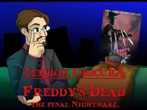 Terror Obscura- Freddy's Dead: The Final Nightmare