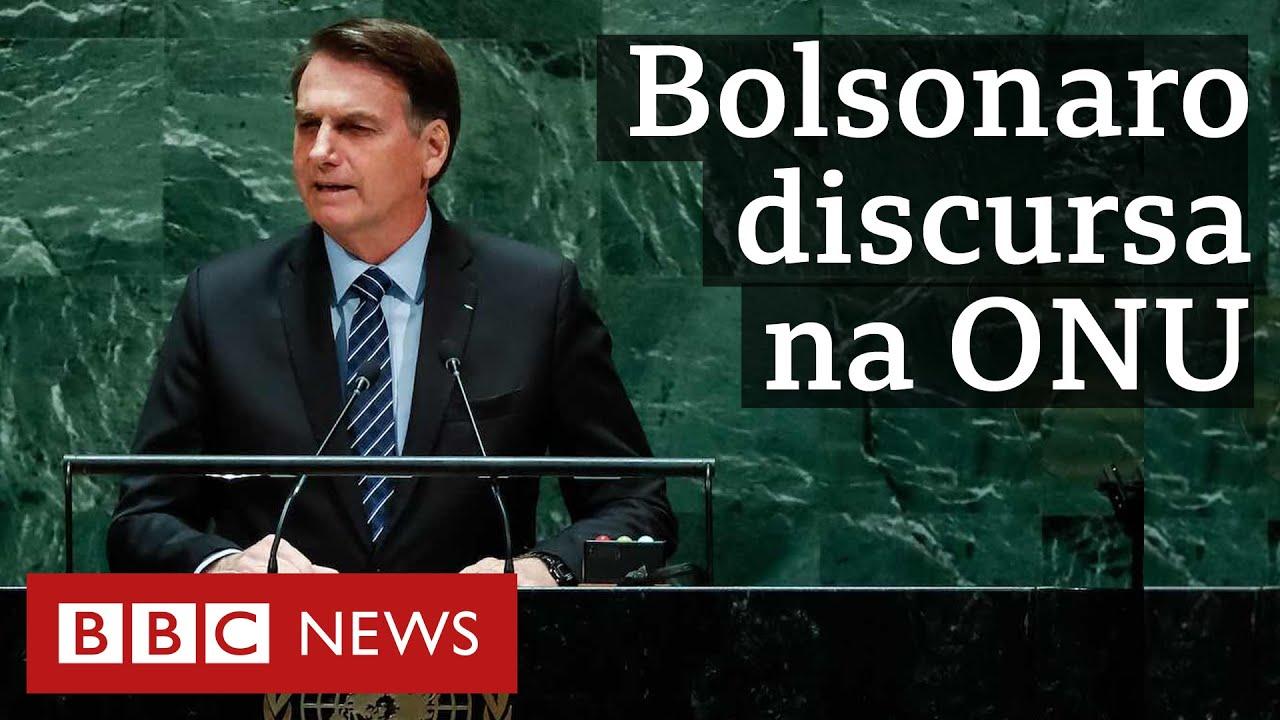 Download Confira discurso de Bolsonaro na Assembleia-Geral da ONU