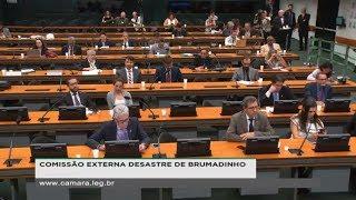 Comissão Externa Desastre de Brumadinho - Rompimento da barragem em Brumadinho - 21/03/2019 09:30